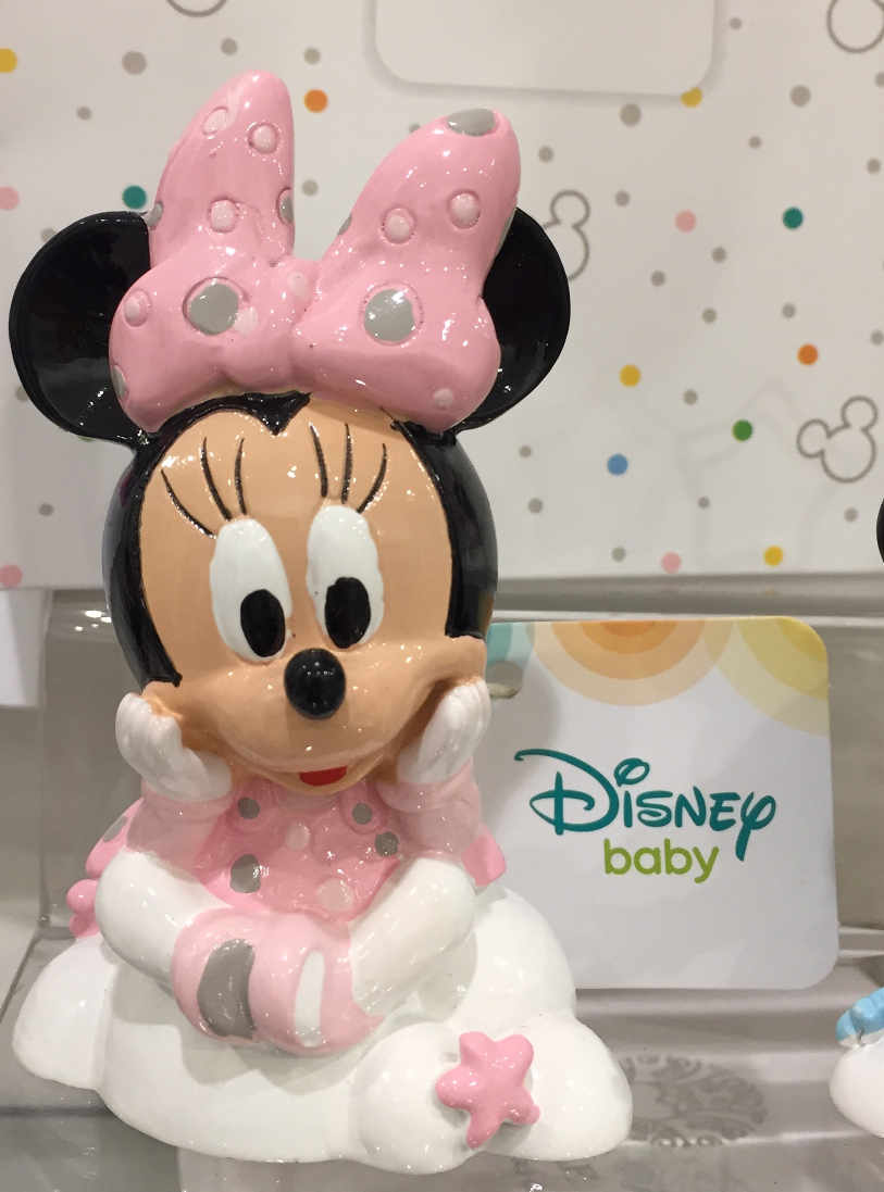 bomboniere battesimo Disney Minnie